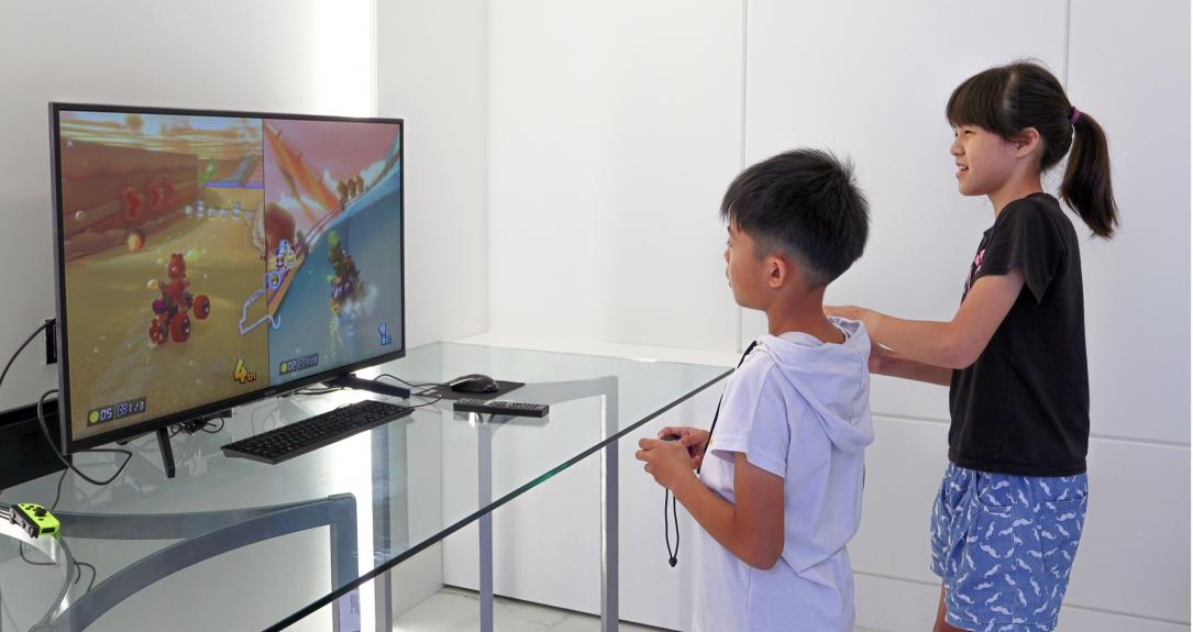 電動遊戲室